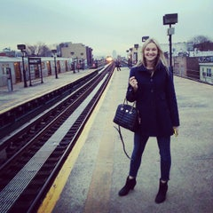 Photo taken at MTA Subway - Astoria Blvd/Hoyt Ave (N/Q) by David K. on 2/13/2013