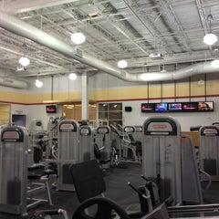 Photo taken at LA Fitness by Alfi D. on 3/28/2013