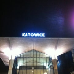 Photo taken at Katowice by Adam G. on 12/25/2012