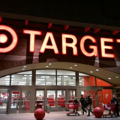 Photo taken at Target by Christopher T. on 2/19/2013