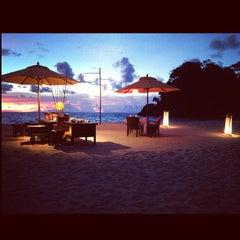 Photo taken at Shangri-La Boracay Resort and Spa by Dj Buzz on 5/19/2013
