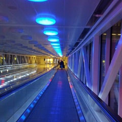 Photo taken at Indianapolis International Airport (IND) by Luke S. on 9/25/2012