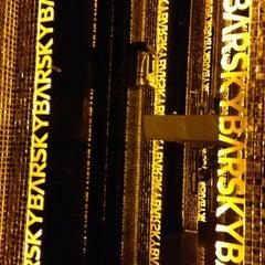 Снимок сделан в Skybar пользователем Аrtur 💙💛 R. 11/8/2012