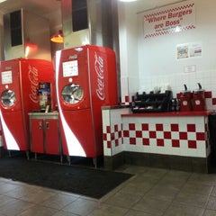 Photo taken at Five Guys by Michael P. on 2/22/2013