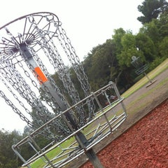 Photo taken at Morley Field Disc Golf Course by Robert G. on 11/27/2012