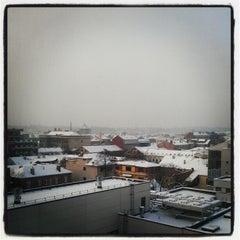 Photo taken at Park Inn by Radisson Kaunas by Stanislav L. on 1/19/2013