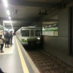 Photo taken at Metro Garibaldi FS (M2, M5) by Ivan R. on 1/6/2013