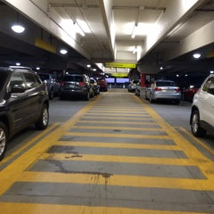 Photo taken at Logan Airport Central Parking by Eric A. on 8/17/2015