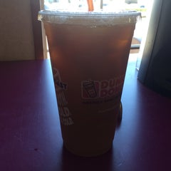 Photo taken at Dunkin Donuts by Eric A. on 8/8/2015