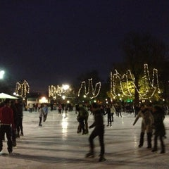 Photo taken at Frog Pond by Eric A. on 12/2/2012