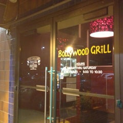 Photo taken at Bollywood Grill by Eric A. on 10/27/2012