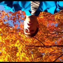 Photo taken at Meadowlark Botanical Gardens by Joseph W. on 10/18/2012