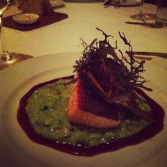 Photo taken at Chaya Brasserie by Bianca Y. on 11/5/2012