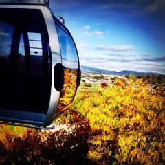 Photo taken at Skyline Rotorua Gondola by Sprout T. on 5/3/2015