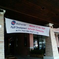 Photo taken at Alpina Phuket Nalina Resort And Spa by CD Tom P. on 8/8/2015