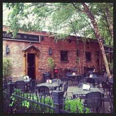 Photo taken at O'Shea's Irish Pub by Tracy K. on 10/2/2013