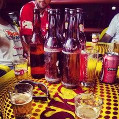 Photo taken at Bar Do Lu (Peixes) by Paula R. on 2/16/2013