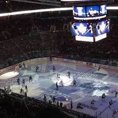 Photo taken at Air Canada Centre by Andrew C. on 3/7/2013