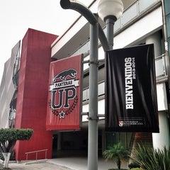Photo taken at Universidad Panamericana (UP Campus Guadalajara) by Manuel C. on 8/2/2013