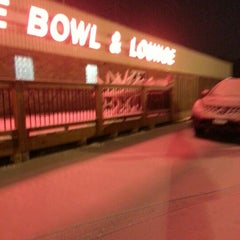 Photo taken at New Hope Bowl & Lounge by Jacinda R. on 12/8/2012