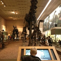 Photo taken at Peabody Museum of Natural History by Andrew M. on 1/4/2013
