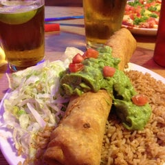 Photo taken at El Azteco by Aaron A. on 9/16/2013