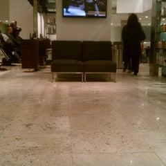 Photo taken at Mario Tricoci Hair Salon & Day Spa by Cindy G. on 10/16/2012