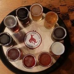 Photo taken at Great Northern Brewing Company by Heidi S. on 12/18/2014