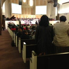 Photo taken at Grace Temple Seventh Day Adventist Church by Cameron B. on 1/19/2013