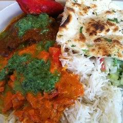 Photo taken at Favorite Indian Restaurant by Joe C. on 10/6/2012