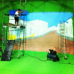 Photo taken at VTK Video Produções by Paula A. on 5/15/2013