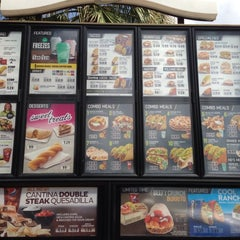 Photo taken at Taco Bell by Demetrio M. on 7/19/2013