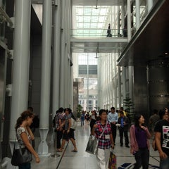 Photo taken at RCBC Plaza by lewell  on 9/24/2013