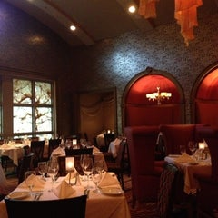 Photo taken at Ruth's Chris Steak House by Angelika B. on 12/11/2012