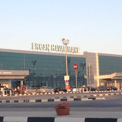 Photo taken at Ercan Havalimanı | Ercan Airport by C.K on 7/1/2013