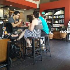 Photo taken at Starbucks by Tim K. on 8/11/2013