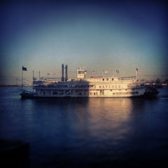 Photo taken at The Mississippi River by mark m. on 11/20/2012
