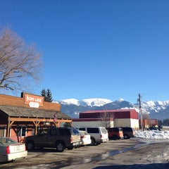 Photo taken at Echo Lake Cafe by Connie C. on 1/18/2014