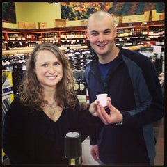Photo taken at Hy-Vee Wine & Spirits by ShoShanna W. on 4/20/2013