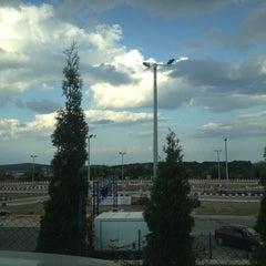 Photo taken at Varna Karting Track by Simona M. on 9/8/2013