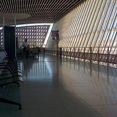 Photo taken at Aéroport Pôle Caraïbes (PTP) by Rose D. on 9/14/2012