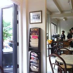 Photo taken at Muntri Mews by Tammy . on 12/22/2012