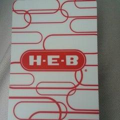 Photo taken at H-E-B by Joe G. on 11/14/2012