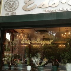 Photo taken at Ess-a-Bagel by Helen G. on 6/11/2013