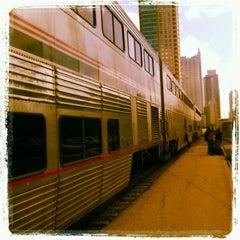 Photo taken at Austin Train Station - Amtrak (AUS) by Tarvo on 10/12/2012