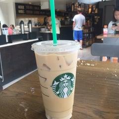 Photo taken at Starbucks by Alexis B. on 6/9/2015