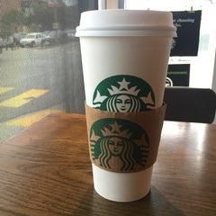 Photo taken at Starbucks by Alexis B. on 6/15/2015