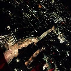 Photo taken at Heron Tower by Lisa ליסה M. on 7/21/2015