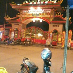 "Photo taken at Klenteng ""Hok Sian Kong"", Mojokerto by Dony C Y on 12/3/2012"