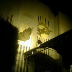 Photo taken at Gereja Allah Baik Pusat by Dony C Y on 12/19/2012